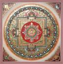 Mandalas aus Nepal